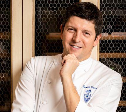 Executive Chef Daniele Turco